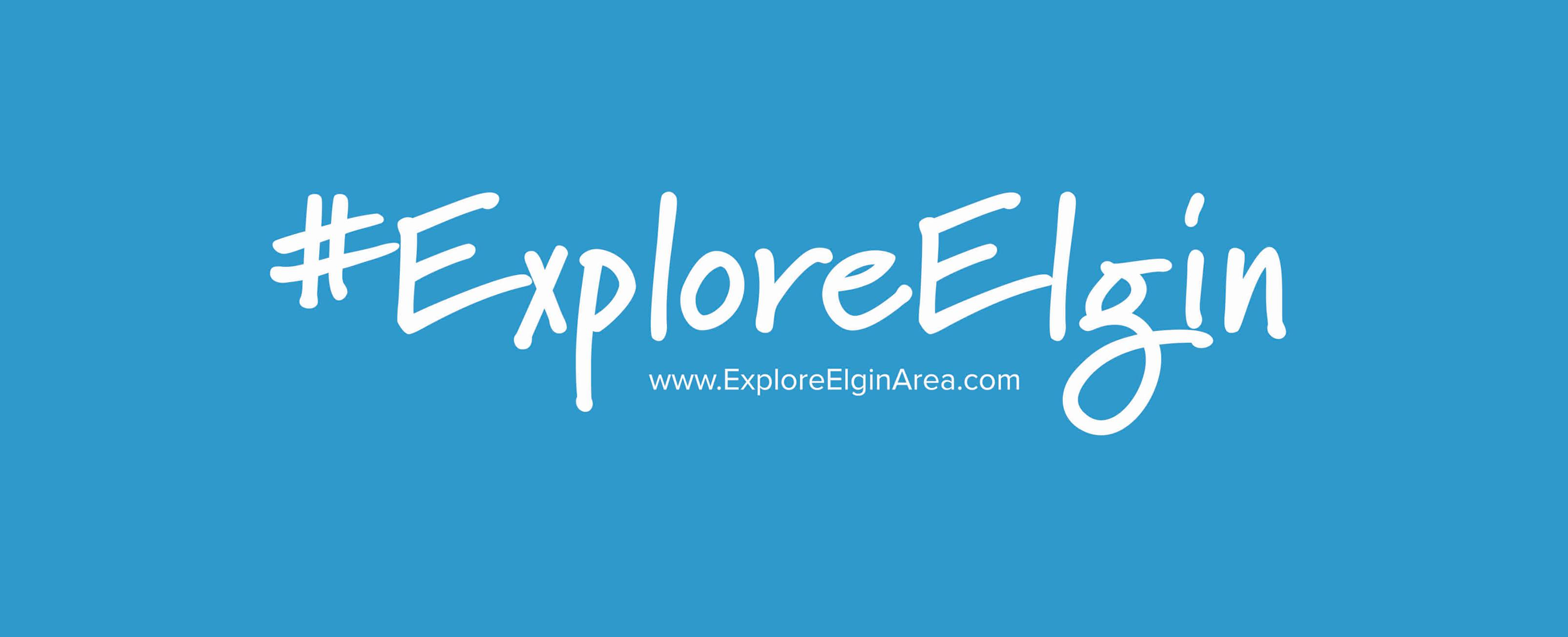 Explore Elgin Logo