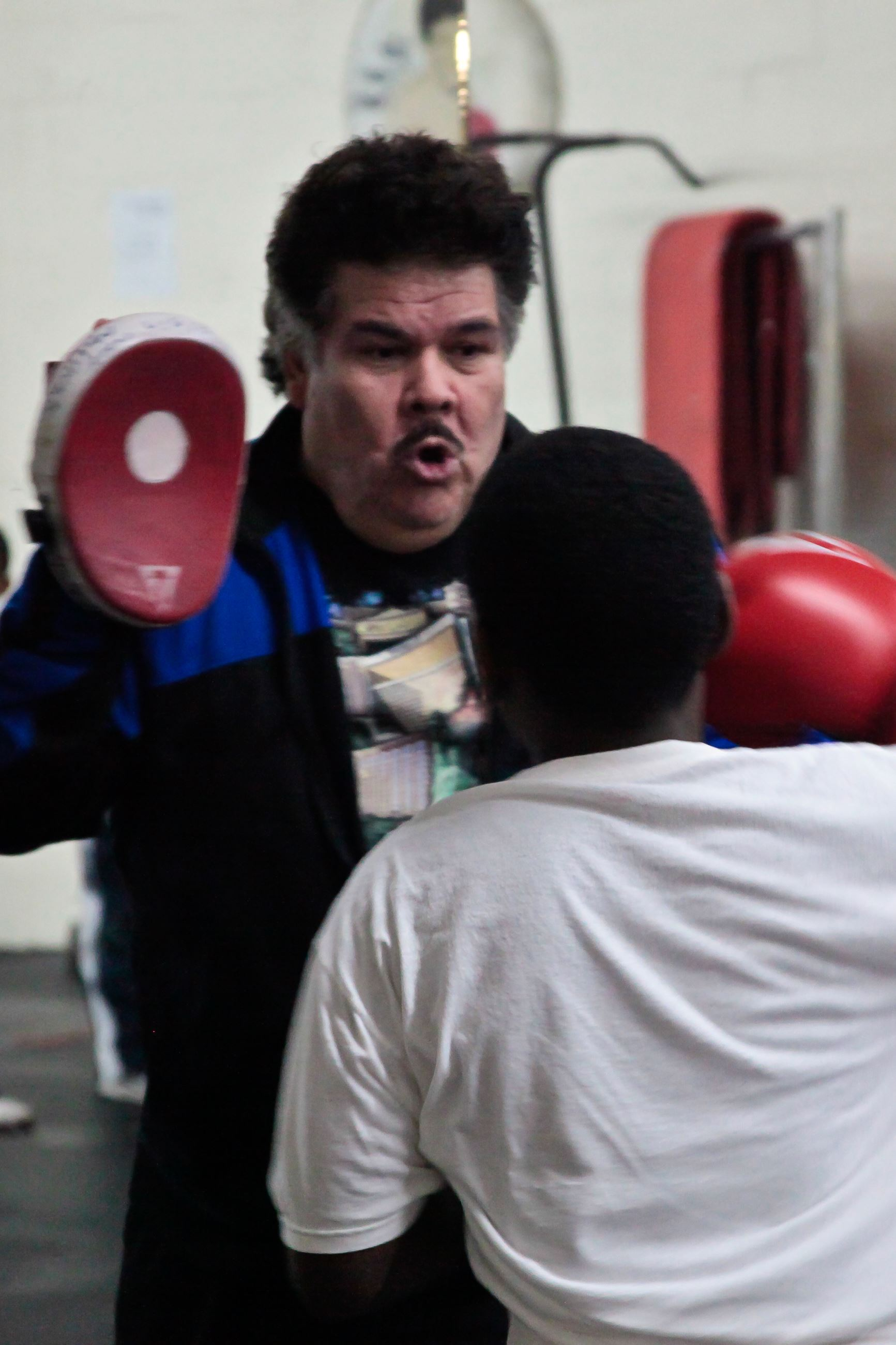 Tony Molinar Boxing Coach