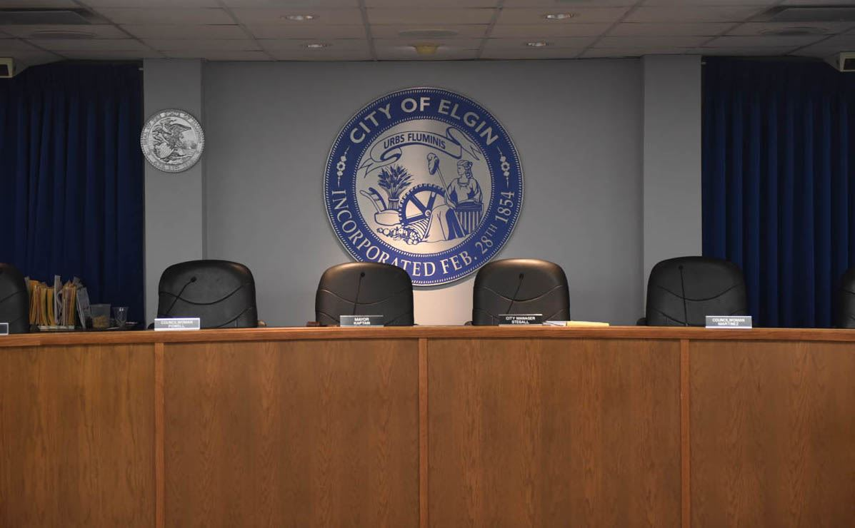 Elgin City Council Meetings - Attend meetings or stream live video