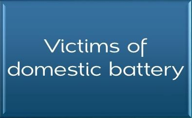 Domestic Battery Victims