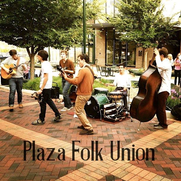 Plaza Folk Union band image