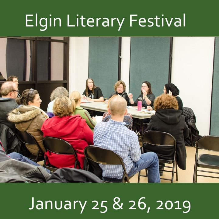 Elgin Literary Festival - January 2019