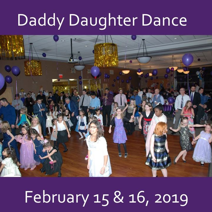 Daddy Daughter Dance date and image, 2019