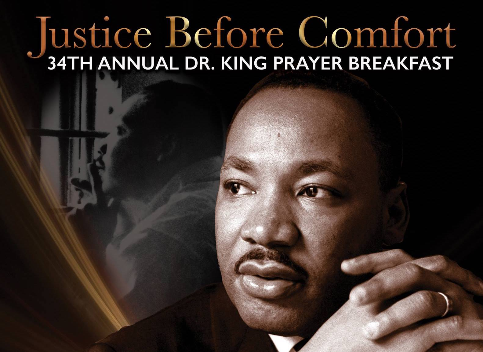 Dr. Martin Luther King Jr. Prayer Breakfast Image