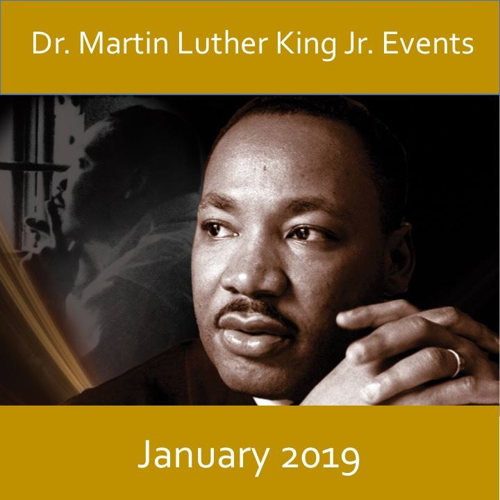 MLK Icon. image of Dr. Martin Luther King Jr