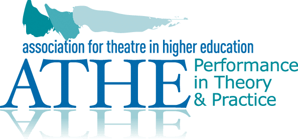 ATHE logo- blue and green text and digital images Opens in new window
